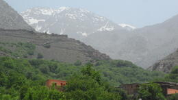 Photo of Marrakech Berber Trails 4WD Day Trip from Marrakech Snow Capped