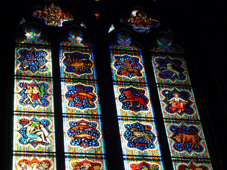 Stained Glass - Cologne