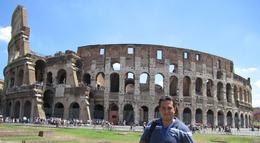 Photo of Rome Ancient Rome Half-Day Walking Tour The Coliseum