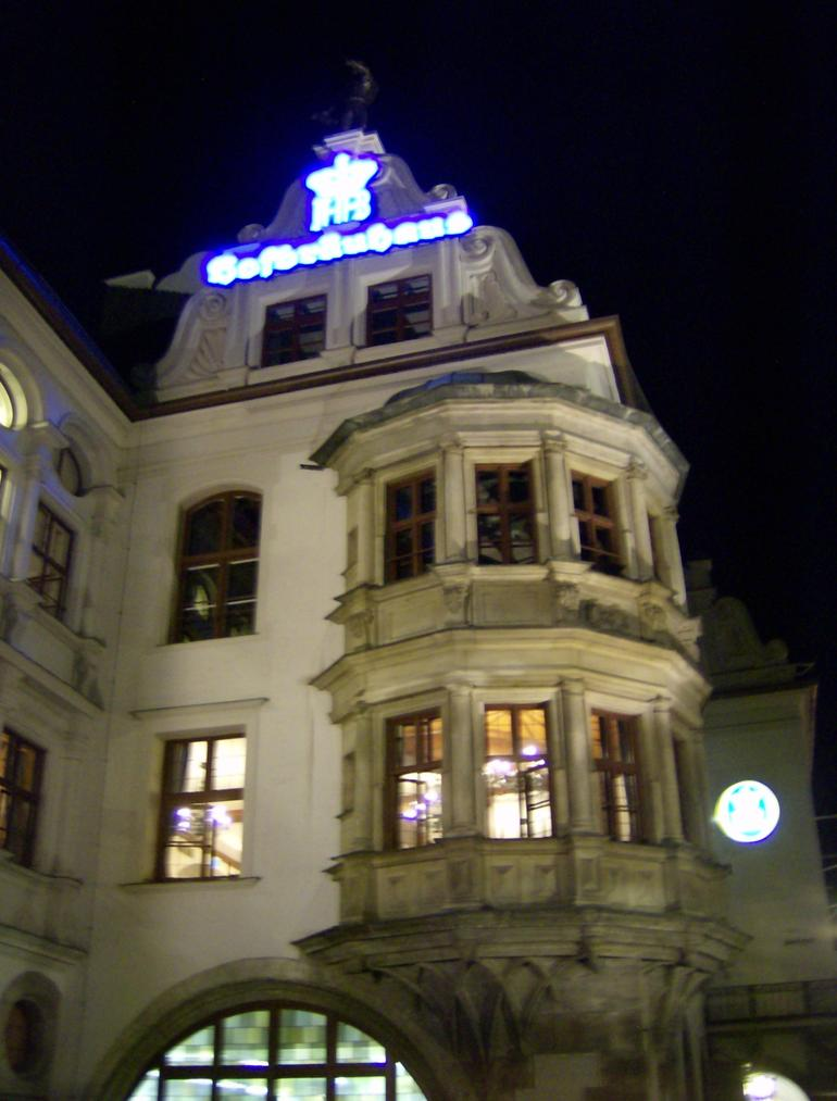 The Hofbrauhaus - Munich