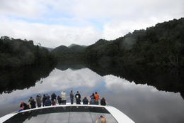 Photo of Tasmania Gordon River Cruise from Strahan The serenity of the Gordon River