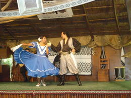 Photo of Buenos Aires Gaucho Day Trip from Buenos Aires: Don Silvano Ranch Traditonal dance show