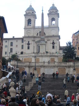 Photo of Rome Best of Rome Walking Tour: Pantheon, Piazza Navona and Trevi Fountain Trinita dei Monti