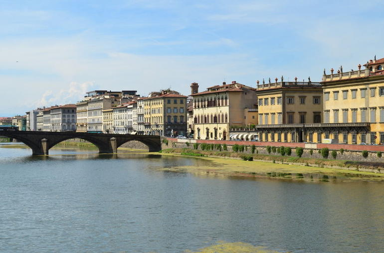 Uffizi and Vasari Tour - Florence