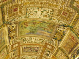 Vatican Museums and Sistine Chapel Tour - 2012 , Troy V - March 2012