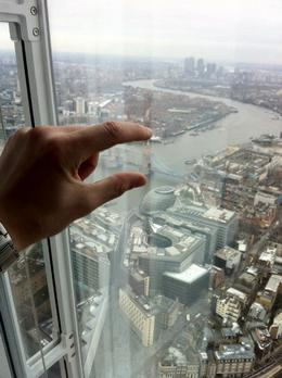 View from The Shard - February 2013