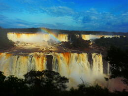 Photo of Puerto Iguazu 3-Day Iguassu Falls Sightseeing Tour View of the Argentinean side from Brazil