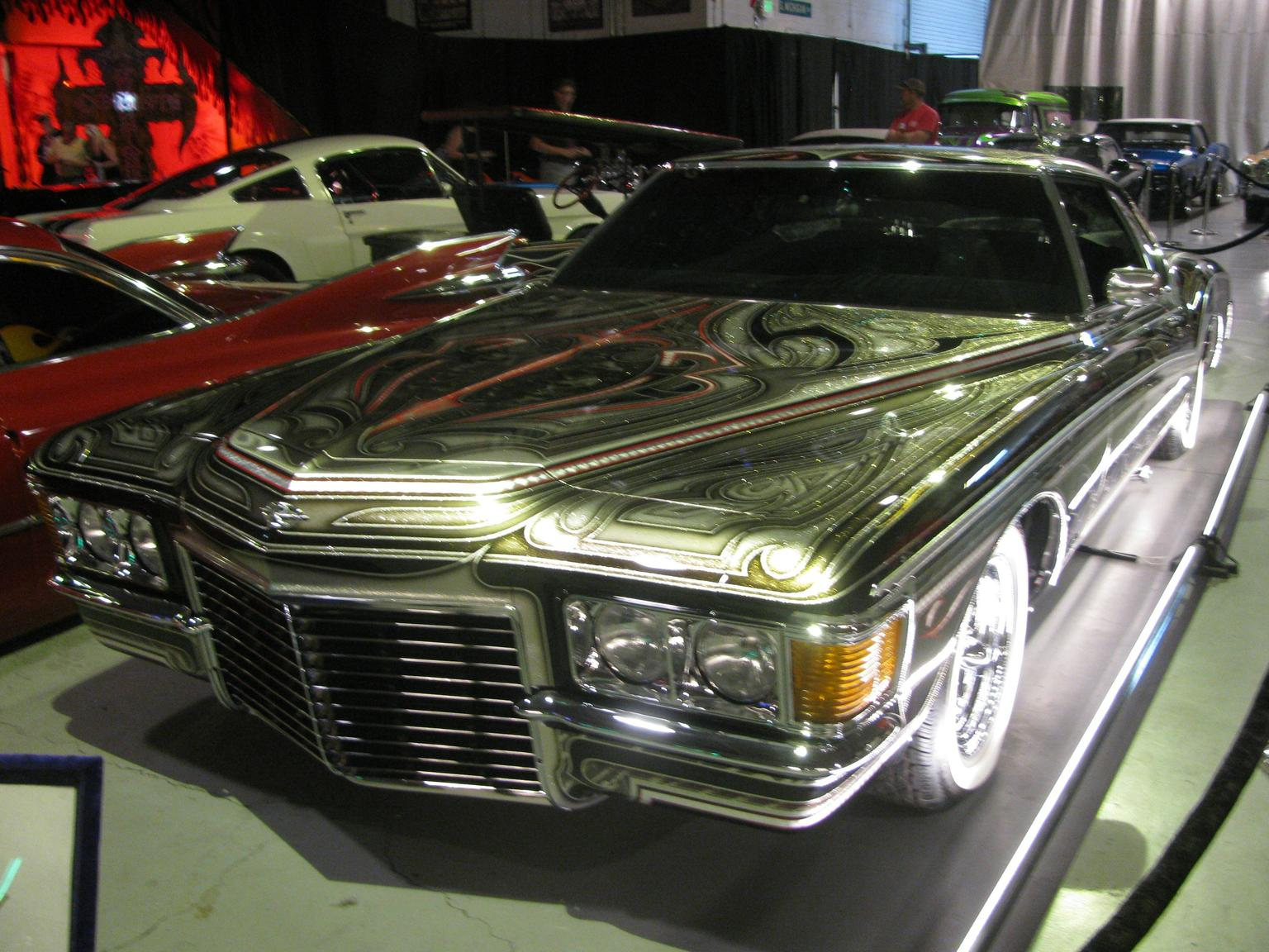 Count Kustom's Las Vegas Experience with Lunch or Dinner