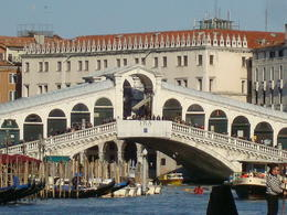 rialto bridge , Sharon L - October 2011