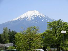 A perfect day for Fuji-San to show herself , ginalee912 - May 2016