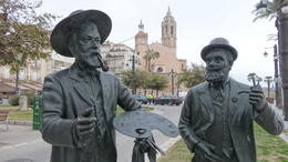 Photo of Barcelona Tarragona and Sitges Small Group Day Trip from Barcelona Artistas
