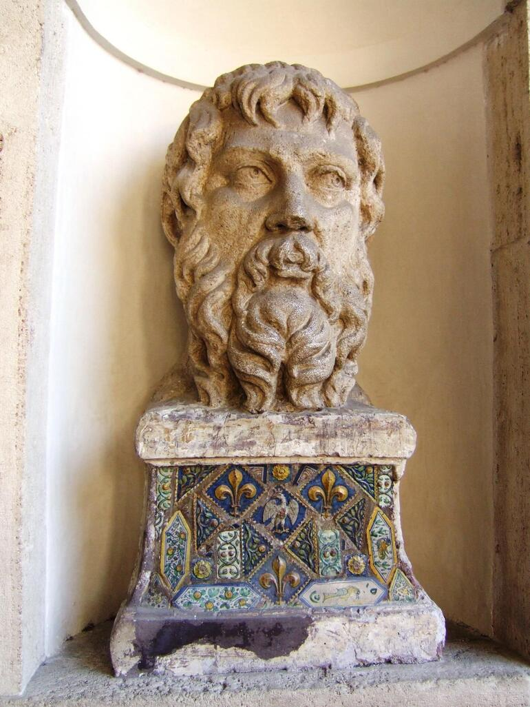 Bust of Hadrian - Rome