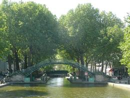 Photo of Paris Seine River Cruise and Paris Canals Tour Canel Saint-Martin