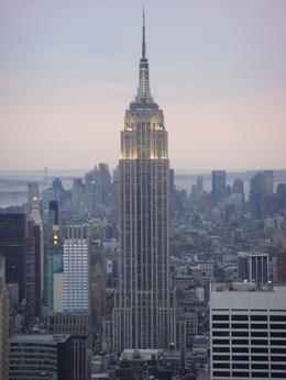 Photo of New York City Top of the Rock Observation Deck, New York empire state building