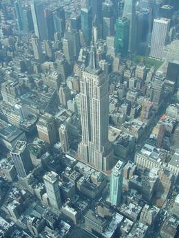 Foto von New York City Manhattan Sky Tour: New York - Helikopter Rundflug Empire State Building