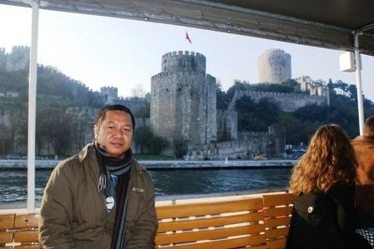 Enjoying the castles - Istanbul