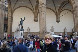 Photo of Florence Skip the Line: Florence Accademia and Uffizi Gallery Tour Exterior of Uffizi