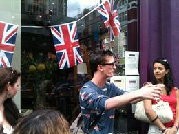 Photo of London London's Chocolate Walking Tour Funny stories