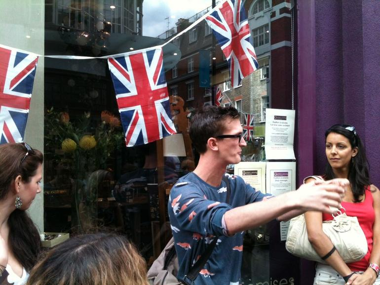 Funny stories - London