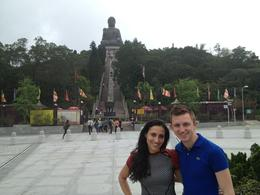 Lantau Island, Asha & Brock - July 2013