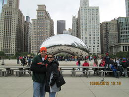 and quot;The Bean and quot; , Zaid M - October 2012