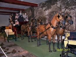 Don't forget to see the carriage museum, really neat. , David B - October 2011