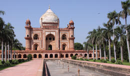 Photo of   Safdarjung's Tomb