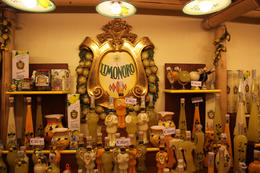 Guide took us to this Lemoncello shop in Sorrento. We got a free sample and brought some home! , Rick Reynolds - June 2013