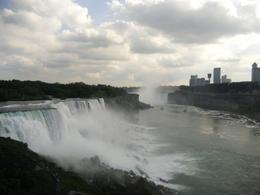 Photo of New York City 2-Day Niagara Falls Tour from New York by Bus the falls