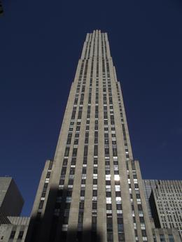 Photo of New York City Top of the Rock Observation Deck, New York The Rockafella Tower