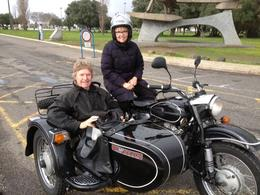Photo of Lisbon Private Tour: Best of Lisbon by Sidecar Touring around Lisbon