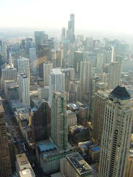 Photo of   View from Hancock Tower