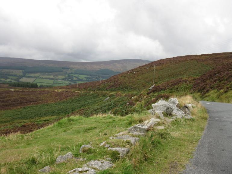 Wild Wicklow scenery - Dublin