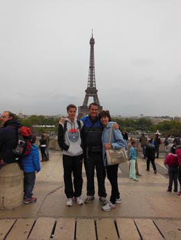 Photo of Paris Skip the Line: Eiffel Tower Tickets and Small-Group Tour Awesome time in Paris!