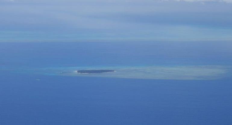 Birds Eye View of Green Island - Cairns & the Tropical North