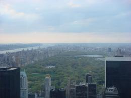 Photo of New York City Top of the Rock Observation Deck, New York central park