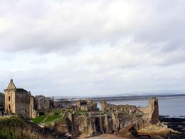 St Andrews castle, Christos P - November 2010