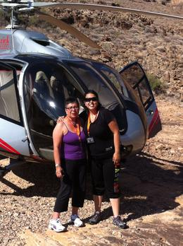 Photo of Las Vegas Grand Canyon West Rim Air and Ground Day Trip from Las Vegas with Optional Skywalk gran cañon