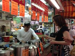 Photo of Hong Kong Hong Kong Markets Small-Group Walking Tour Herbal tea stall on Shanghai Street