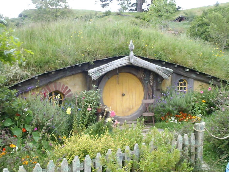Hobbit House - Auckland