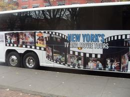 Photo of New York City Sex and the City Hotspots Tour Just so you know this is the bus!!