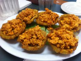 Chicken Tostones - October 2013