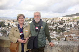 Photo of Granada Skip the Line: Alhambra and Generalife Gardens Half-Day Tour Mihalis and Zoe