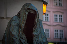 Photo of Prague Prague Ghost Walking Tour Mozart monument