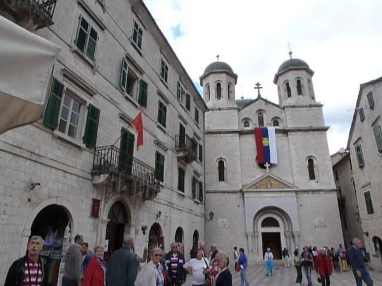 Old City of Kotor, Montenegro - Dubrovnik