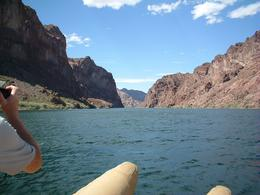 Photo of Las Vegas Black Canyon River Rafting Tour Rafting on the Colorado River