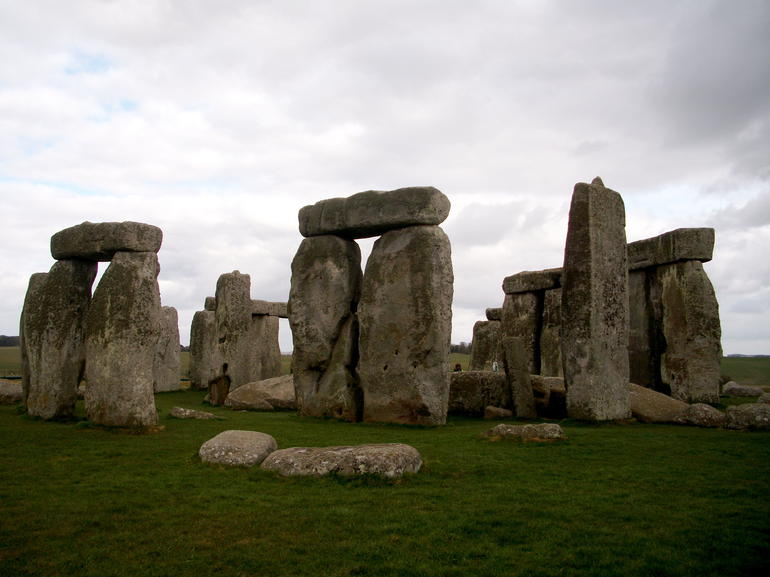 Stonehenge - Monument to the Ancients