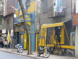 Photo of Buenos Aires Buenos Aires Behind the Scenes Soccer Stadium Tour Street