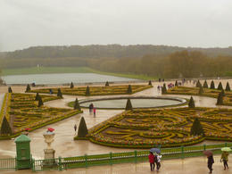 Photo of Paris Versailles by Bike Day Tour The Gardens