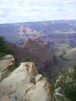 Photo of Las Vegas Grand Canyon South Rim Bus Tour with Optional Upgrades the grand canyon